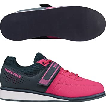 More Mile More Lift 4 Weight Lifting / Cross Fit Shoes - Pink