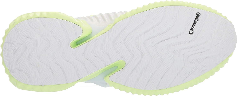 adidas Alphabounce Instinct CC Zapatillas de correr para hombre Blanco Amarillo Amarillo knIFJ