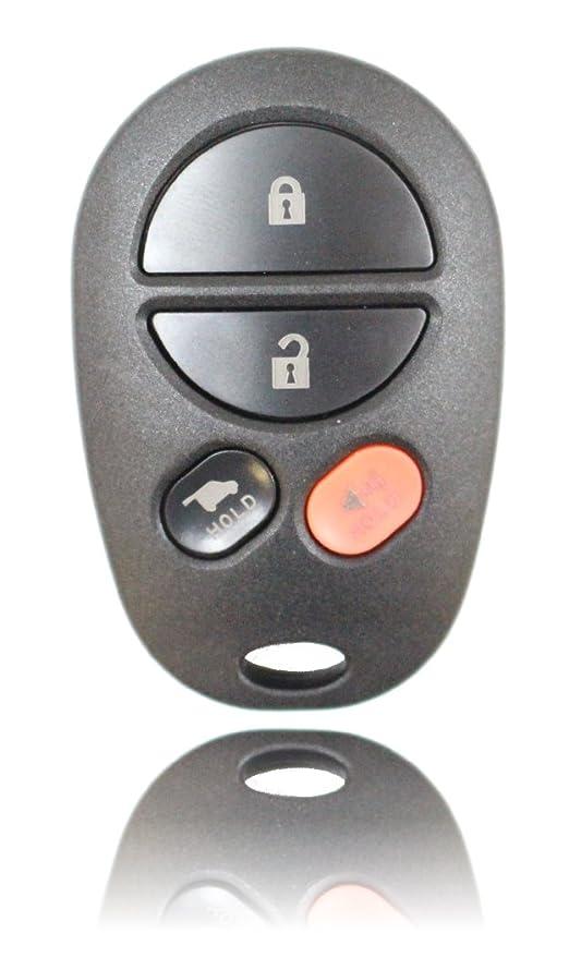 2013 toyota highlander key replacement