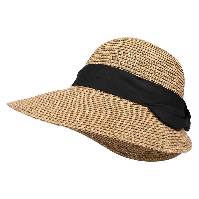 Frauen Dame Sommer Sonne Strand Hut Im Freien Sonnenhut Mit Blumen Eleganten