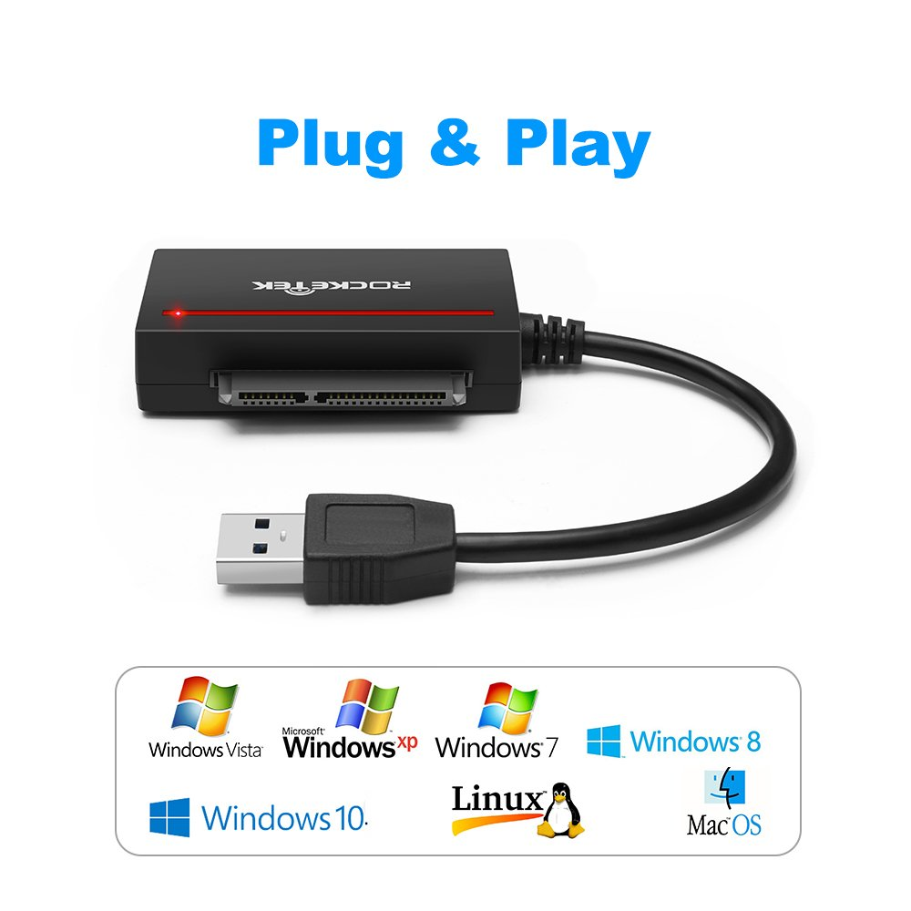 SanFlash PRO USB 3.0 Card Reader Works for Micromax Canvas Fire 5 Adapter to Directly Read at 5Gbps Your MicroSDHC MicroSDXC Cards