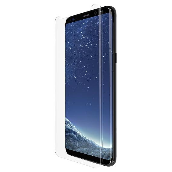 size 40 4a507 0d0f2 Tech21 Impact Shield for Galaxy S8+ Anti-Scratch