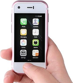 Mini Smartphone desbloqueado 3G teléfono móvil Lightpro SOYES El ...