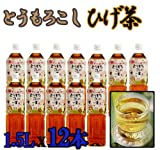 * Bargain! * [Guangdong corn beard tea 1 box (1.5Lx12 pieces)] can drink clean gulp to 0Kcal diet healthy drink Korea tea Korea food hot summer ~! !