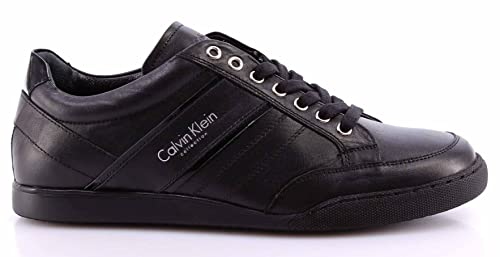 Ck Scarpe Nero 6351 Sneakers Calf Uomo Collection Pelle Calvin Klein  rBPnXWPq8w c726bad9053