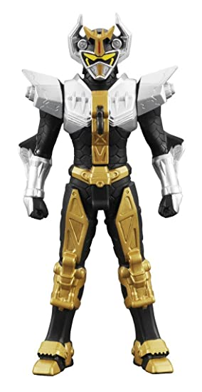 Tokumei Sentai Go-Busters Buddy Roid Series 04 Beat J Stag Completed Figure