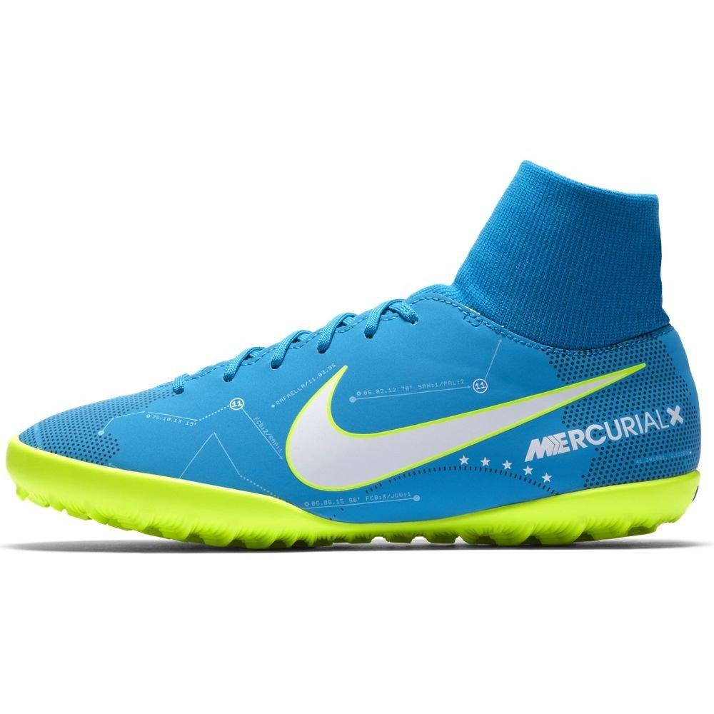 Zapatillas de fútbol Nike Jr MercurialX Victory 6 DF Neymar TF, infantiles, talla infantil: 37,5: Amazon.es: Deportes y aire libre
