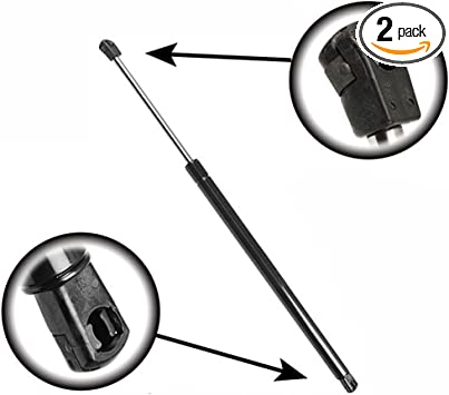 Rear Glass Lift Struts Supports Gas Cylinders Set Fits Long Wheel Base XL EXT