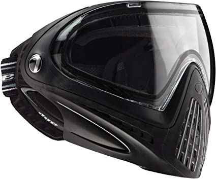 Amazon.com : Dye Precision I4 Thermal Paintball Goggle (Black ...
