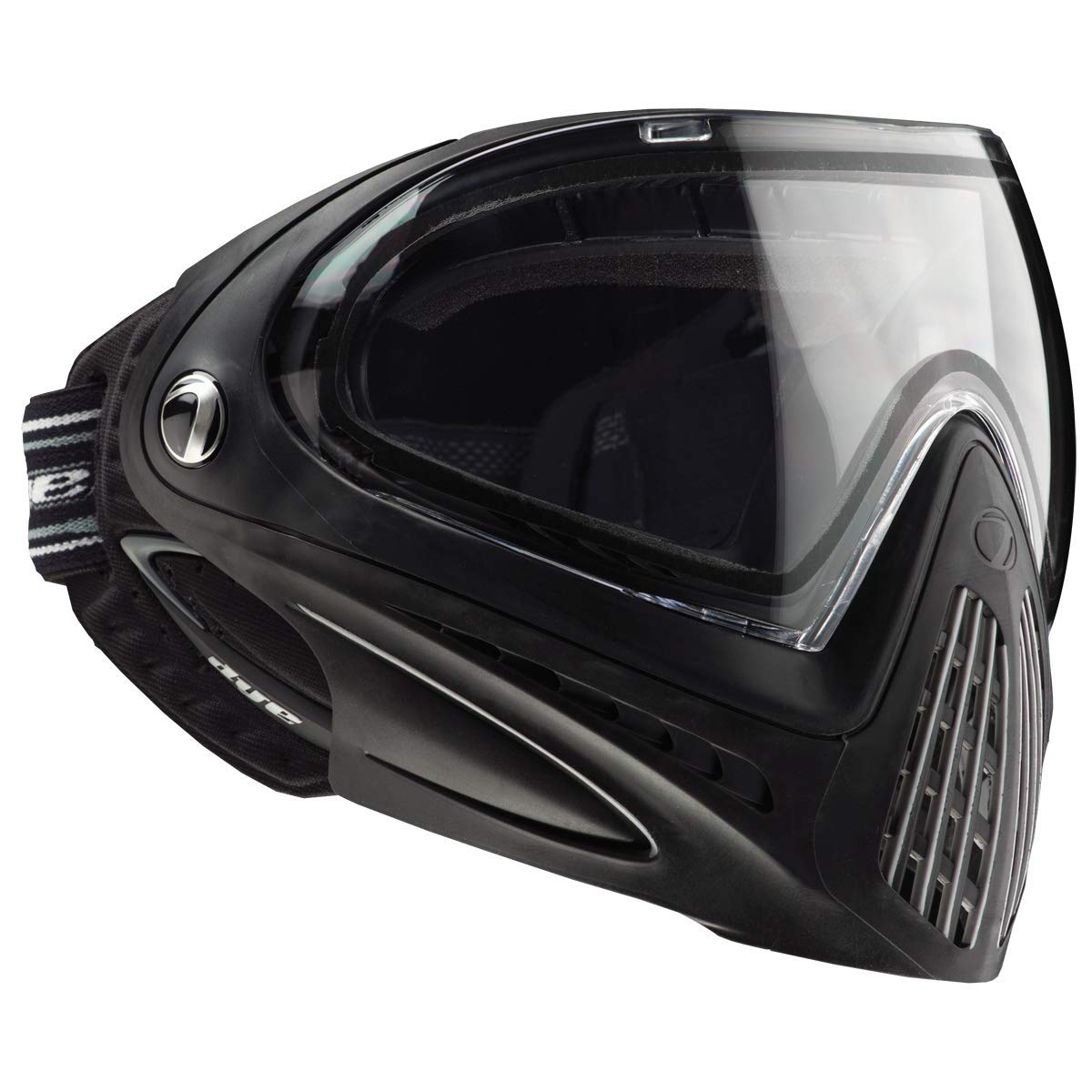 Dye Precision I4 Thermal Paintball Goggle (Black) by Dye