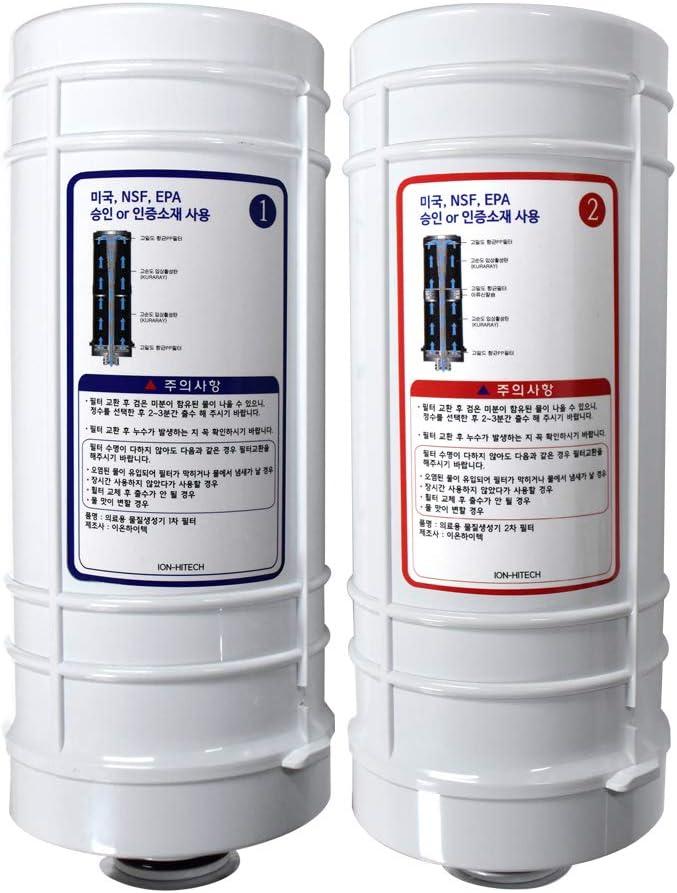 Shenpix/Dion 水イオン発生器 Iタイプ フィルター交換セット Life M7 M9 ファースト ディオンスペシャル ディオンナチュラル
