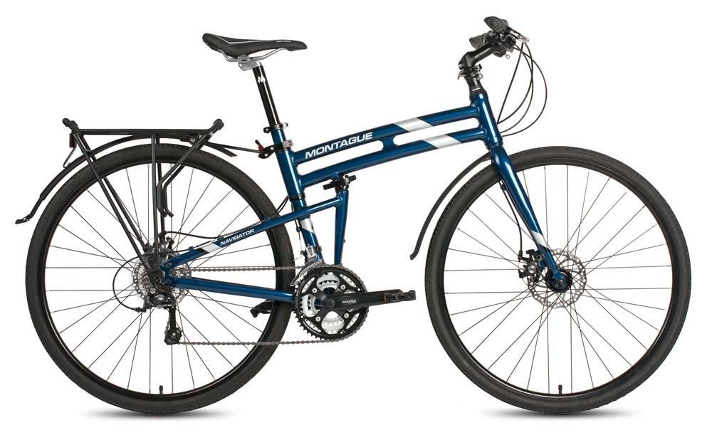 2016 Montague Navigator 27 Speed Folding Multi-Use Bike