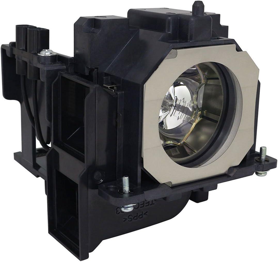 Panasonic Original ET-LAE300 Replacement Projection Lamp Bulb with Housing for PT-EW300 EW540 EW640 EW730 EX510 EX610 EX800 EZ580 EZ770 Projectors (Made by Panasonic)