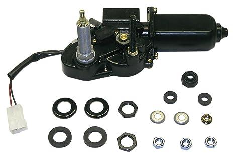 Total fuente 3661343008756 Motor para limpiaparabrisas, 24 V, 90 Grado, 1 velocidad