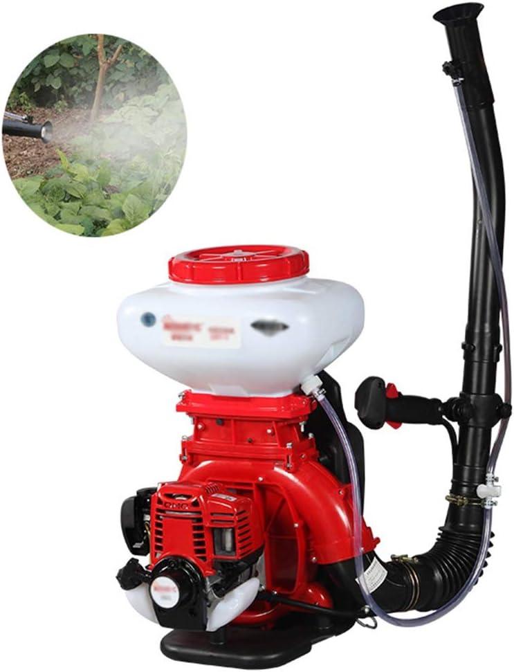 ASDFGHT Pulverizador de Motor de Gasolina de 20 litros Pulverizador de Fertilizante de 4 Tiempos / 38cc / para Campos de Cultivo/jardín/huertos (Size : 26 Liters)