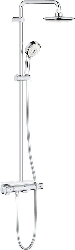 Grohe Euphoria system - Columna de ducha con tapa con 190 tablet ...
