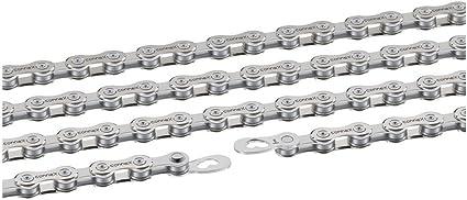 Fahrrad Kette Connex 10s8 10-fach Nickel 114 Glieder Wippermann ConnexLink
