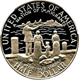 1986 S US Commemorative Proof Half Dollar Statue of Liberty 50C US Mint (1/2) Proof DCAM US Mint