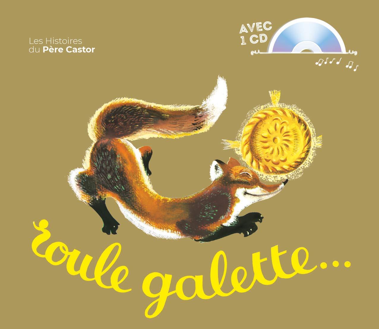 Roule galette (Livre + CD) PDF