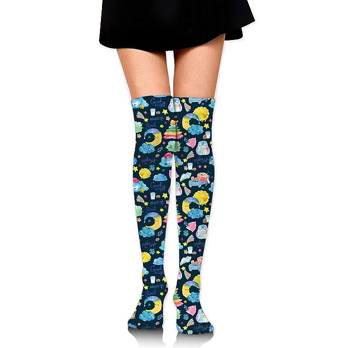 Amazon.com: Calcetines de yoga para mujer y niña de buena ...