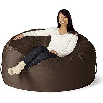Amazon Com Big Joe 640185 Original Bean Bag Chair Spicy