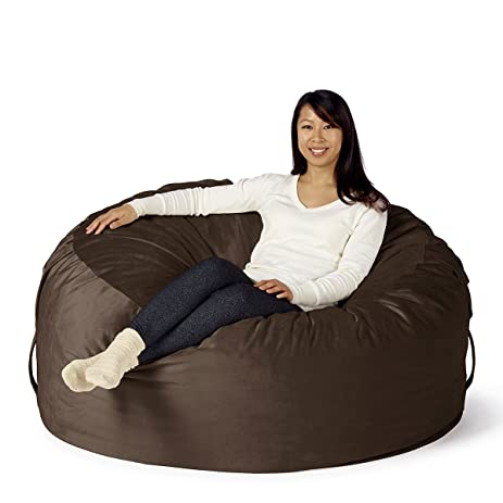 Take Ten Large 50 Luxury Bean Bag Chair Multiple Colors Seats 1 To