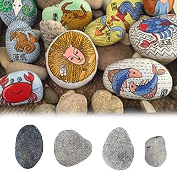 Steine Bemalen Zierkies Garten Kies Splitt Farbe Wahlbar 500g