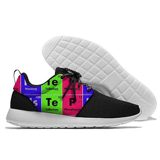 Amazon science teacher elements periodic table womens mens science teacher elements periodic table womens mens running shoes fashion sneakers casual sports shoes 40 lightweight urtaz Gallery