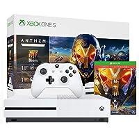 Console Xbox One S 1 TB Anthem