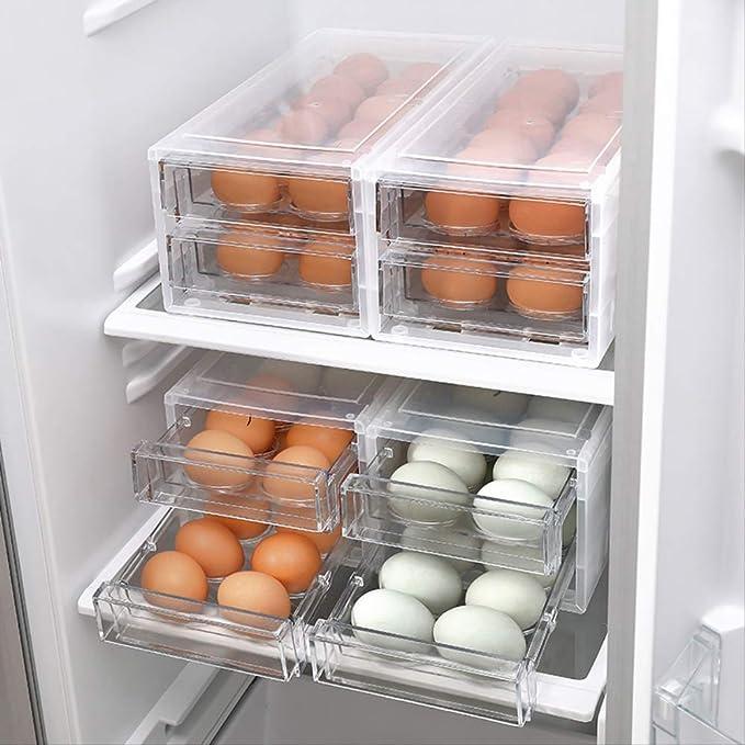 La cocina del diseño del cajón Eggs la caja de almacenamiento ...