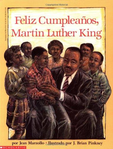 Download Feliz Cumpleanos, Martin Luther King pdf epub