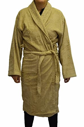 Amazon.com: Women\'s Personalised Dressing Gown Bathrobes Bride ...