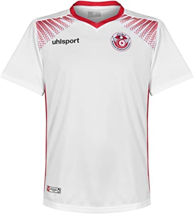 uhlsport - Camiseta de fútbol para Hombre, réplica del Mundial ...