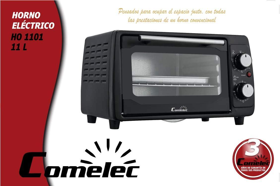 HO1010 Horno de sobremesa 10L COMELEC: Amazon.es: Grandes ...