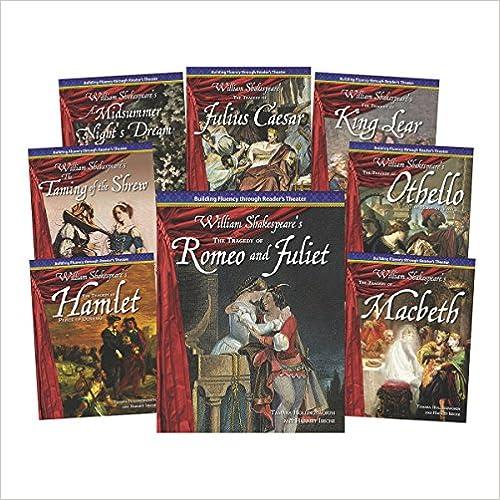 Reader's Theater:William Shakespeare Set (Building Fluency through Reader's Theater)
