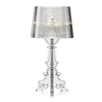 Transparent clear acrylic table lamp with acrylic clear shade transparent clear acrylic table lamp with acrylic clear shade aloadofball Image collections
