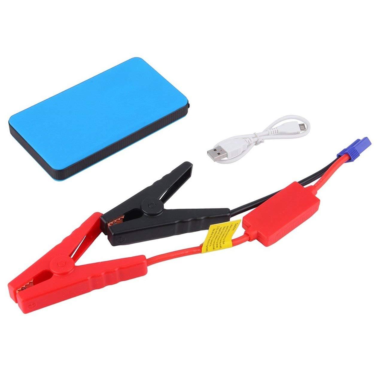 Car Jump Batterie de dé marrage 20000mAh, Portable Multifonction Chargeur de dé marrage d'urgence Power Booster Chargeur de Batterie, pour Les Voitures Automobiles Heraihe
