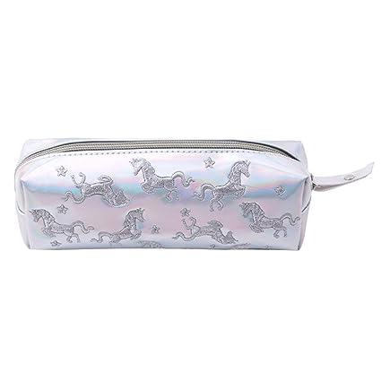 shager unicornio neceseres de baño maquillaje bolsa banda ...