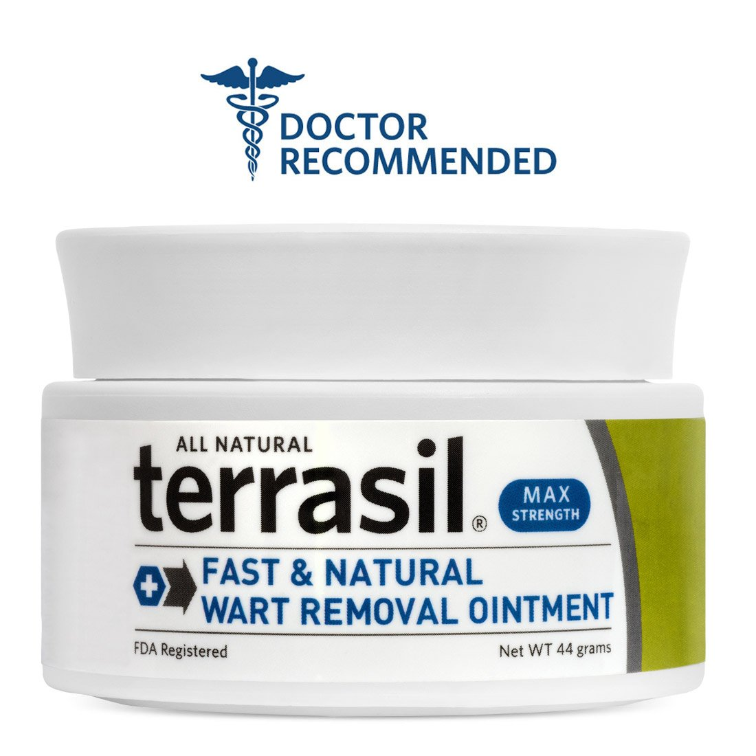 Terrasil Fast & Natural Wart Removal Ointment (50 Gram, Max)