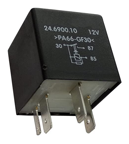 Aerzetix: Relais Motorsteuerung C40245 kompatibel mit 357906381A ...