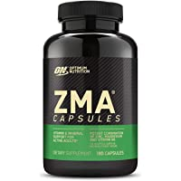 Deals on 180CT Optimum Nutrition ZMA Muscle Recovery and Endurance