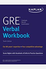 GRE Verbal Workbook: Score Higher with Hundreds of Drills & Practice Questions (Kaplan Test Prep) Kindle Edition