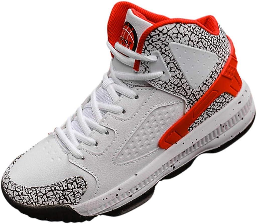 Chaussures de Course Air Coussin Chaussures de Basketball Antid/érapantes et R/ésistantes /à lusure Salalook Baskets Montantes et Respirantes pour Hommes /él/égants