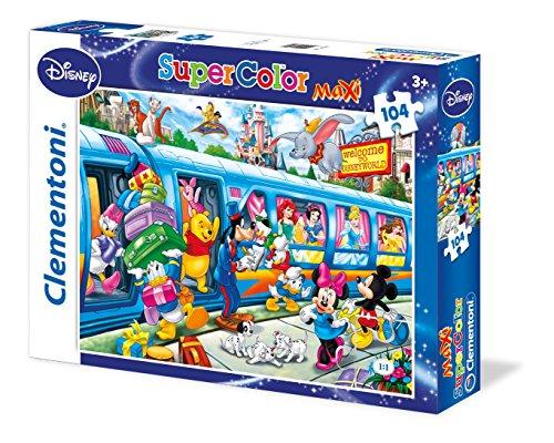 Clementoni Disney Family Puzzle Multicolore 23650