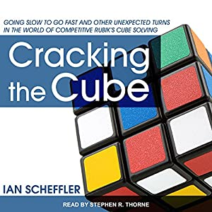Cracking the Cube Audiobook