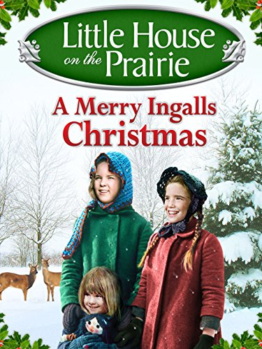 Little House on the Prairie: A Merry Ingalls - Wood 3 Macgregor