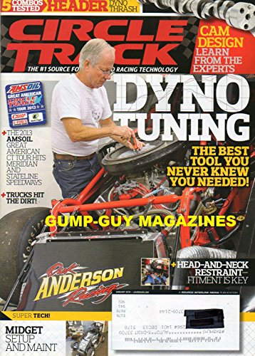 Advanced Custom Rod - Circle Track Advanced Racing Technology January 2014 Magazine DYNO TUNING THE BEST TOOL YOU NEVER KNEW YOU NEEDED 5 Combos Tested Header Dyno Thrash TRUCKS HIT THE DIRT