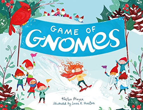 Game of Gnomes (The Gnome Series) (Yard Gnome Ornaments)