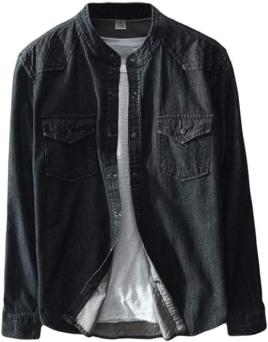 デニム ジャケット メンズ ジージャン ウインドブレーカー 上着 無地 細身 春秋 カジュアル おしゃれ 通勤 通学 大きいサイズ