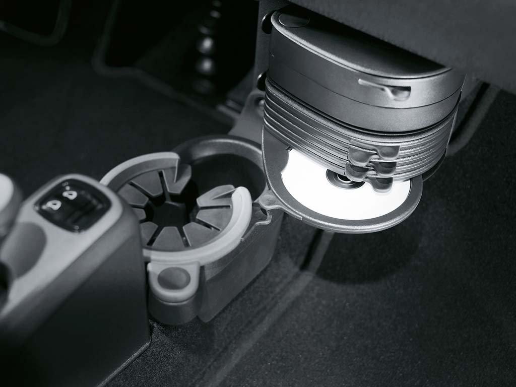 Original Smart CD-Box fü r den Fortwo 451 A4516830075